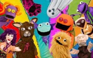 Wump Mucket Puppets WordPlay Puppetry Workshop