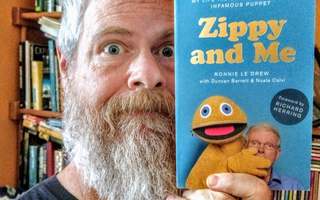 Book Review – Zippy and Me