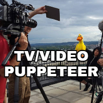 Services TV VIDEO Puppeteer button