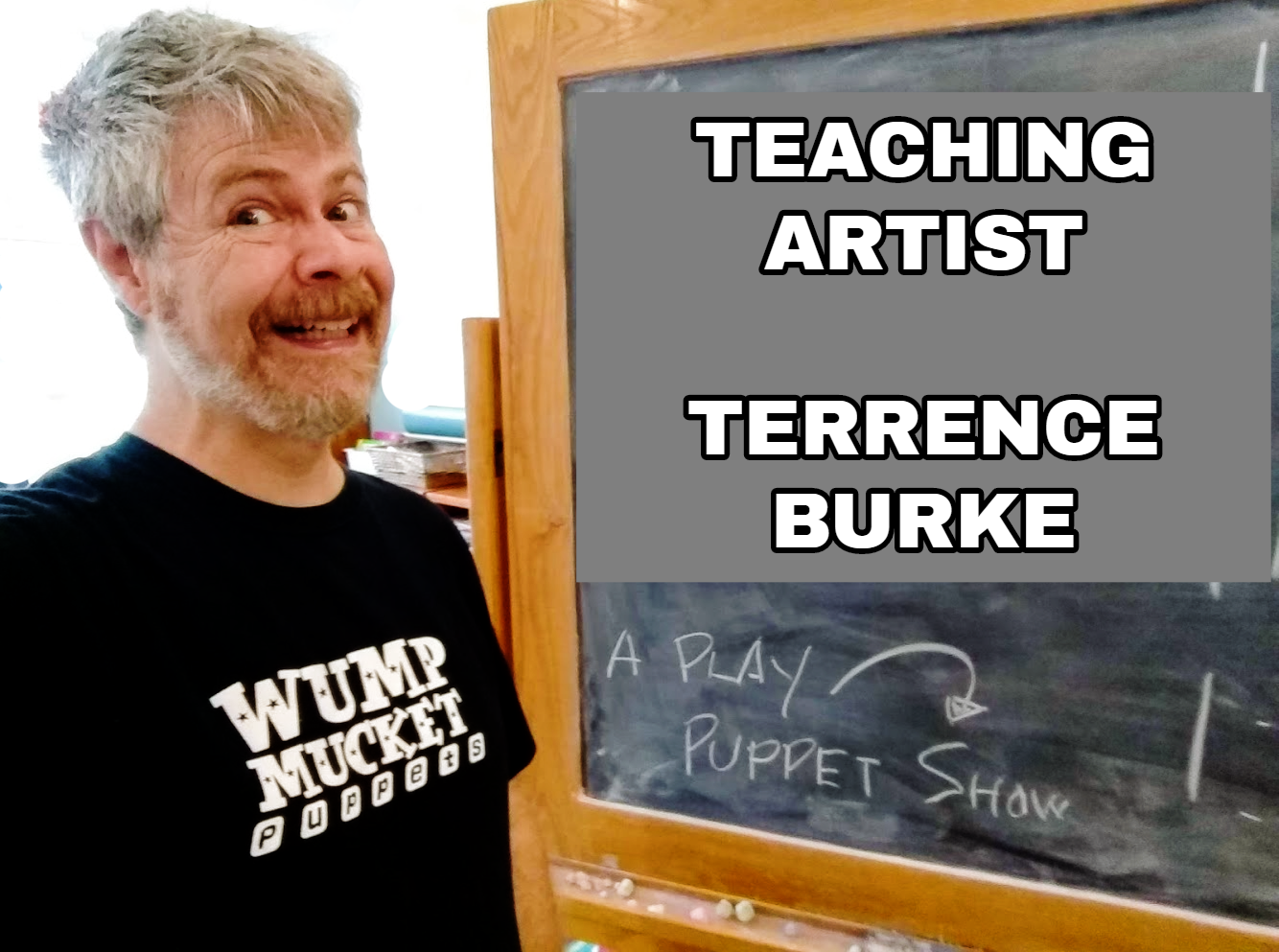 Teaching Artist Terrence Burke picture